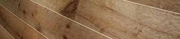 Dřevěná plovoucí podlaha - Dub Rustikal - vzhled