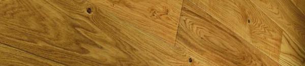 Plovoucí podlaha dřevěná - Dub kartáčovaný - vzhled