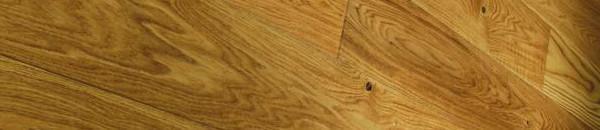 Dřevěná plovoucí podlaha - Modřín kartáčovaný - vzhled